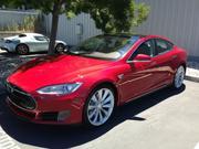 2013 Tesla Model S Tesla Model S P85
