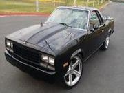 1983 Chevrolet Chevrolet El Camino 2DR