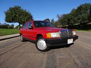 Mercedes-benz 190 2.3L 2299CC l4