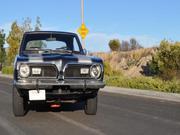 Plymouth Barracuda 7.2l 440